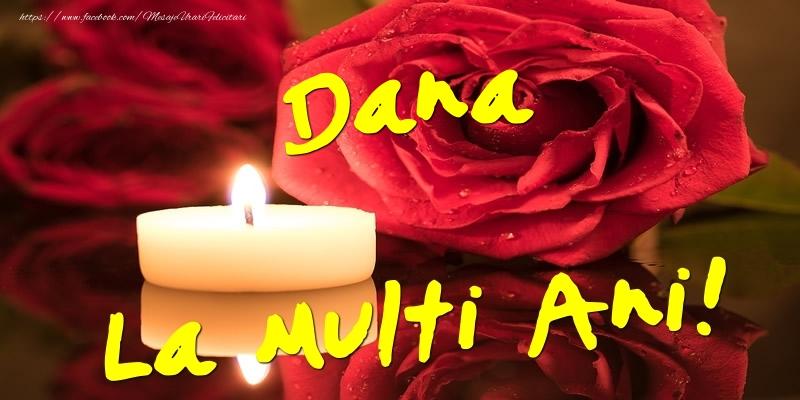 Felicitari de Ziua Numelui - Dana La Multi Ani!