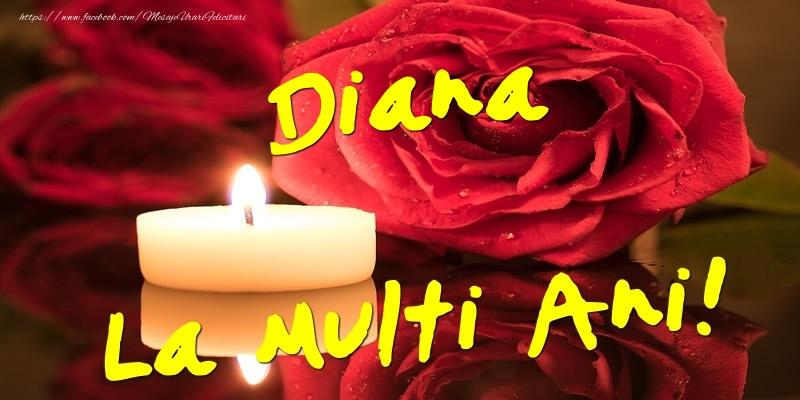 Felicitari de Ziua Numelui - Diana La Multi Ani!