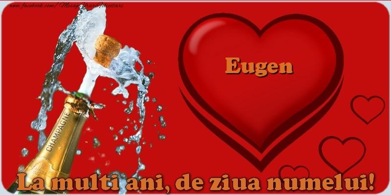 Felicitari de Ziua Numelui - La multi ani, de ziua numelui! Eugen