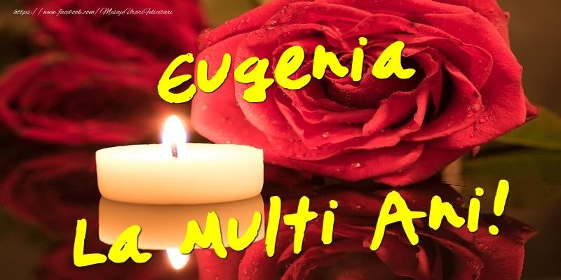 Felicitari de Ziua Numelui - Eugenia La Multi Ani!