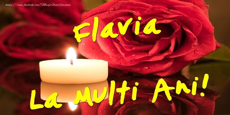 Felicitari de Ziua Numelui - Flavia La Multi Ani!