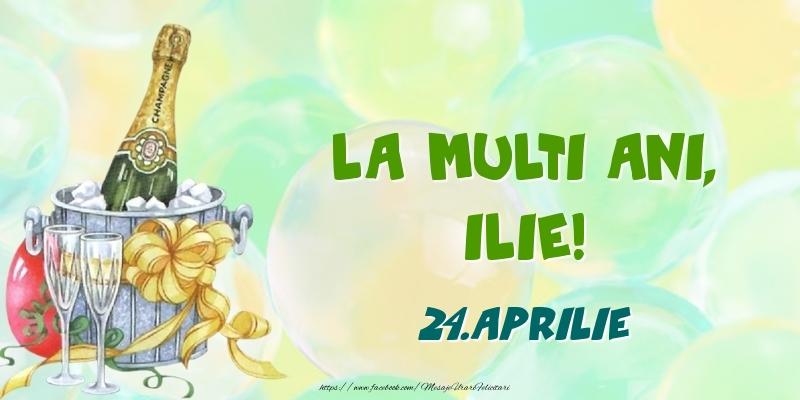 Felicitari de Ziua Numelui - La multi ani, Ilie! 24.Aprilie