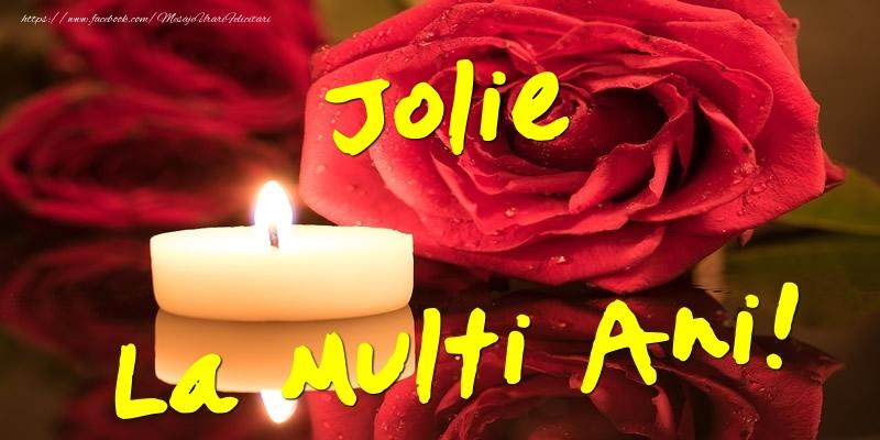 Felicitari de Ziua Numelui - Jolie La Multi Ani!
