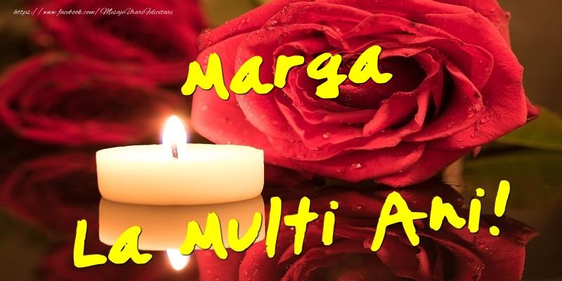 Felicitari de Ziua Numelui - Marga La Multi Ani!