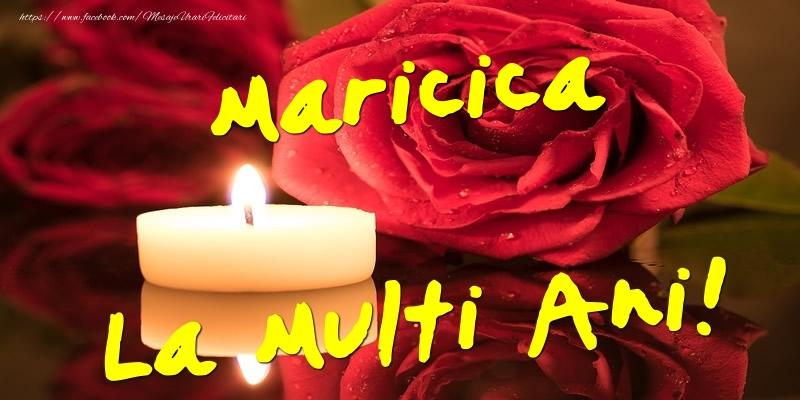 Felicitari de Ziua Numelui - Maricica La Multi Ani!