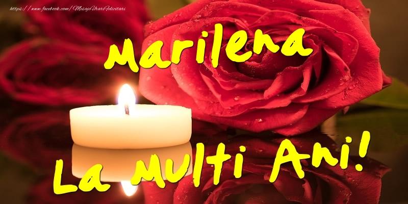 Felicitari de Ziua Numelui - Marilena La Multi Ani!