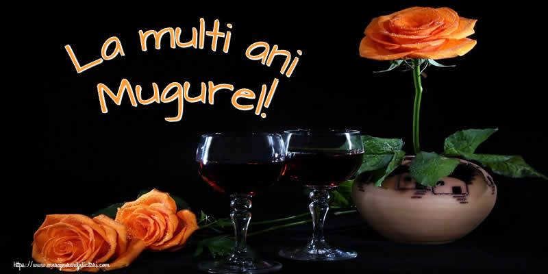 Felicitari de Ziua Numelui - La multi ani Mugurel!