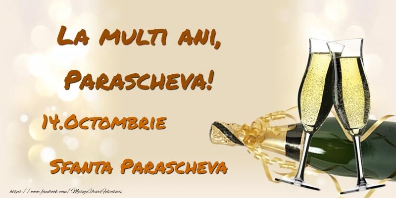 Felicitari de Ziua Numelui - La multi ani, Parascheva! 14.Octombrie - Sfanta Parascheva