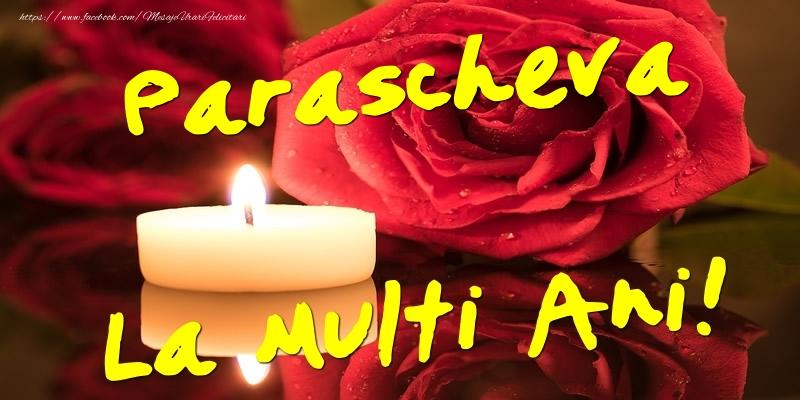 Felicitari de Ziua Numelui - Parascheva La Multi Ani!