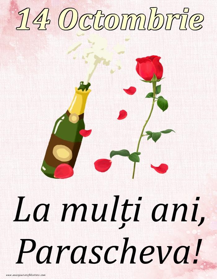Felicitari de Ziua Numelui - La mulți ani, Parascheva! - 14 Octombrie