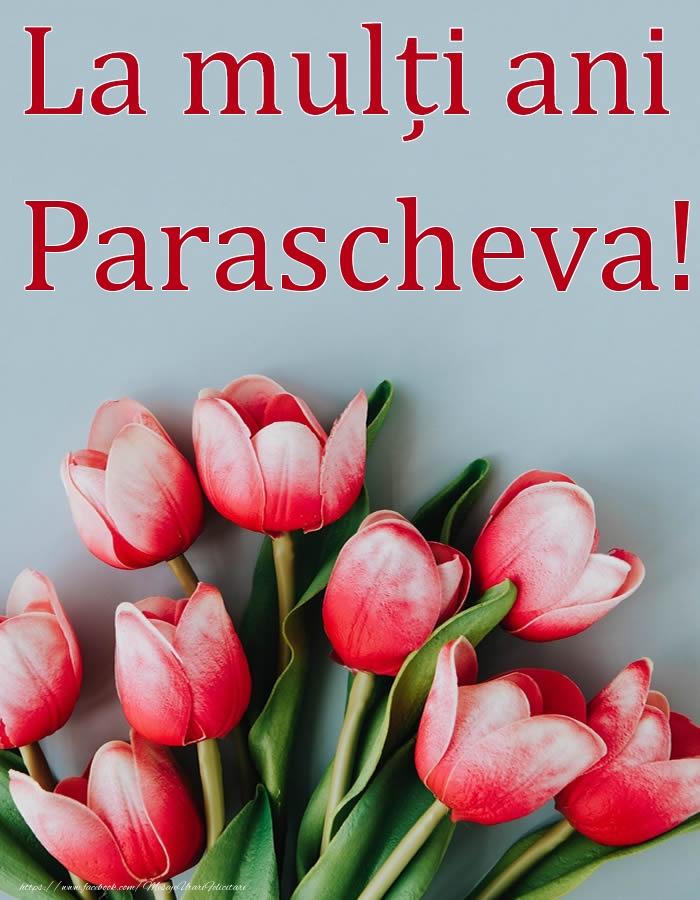 Felicitari de Ziua Numelui - La mulți ani, Parascheva!