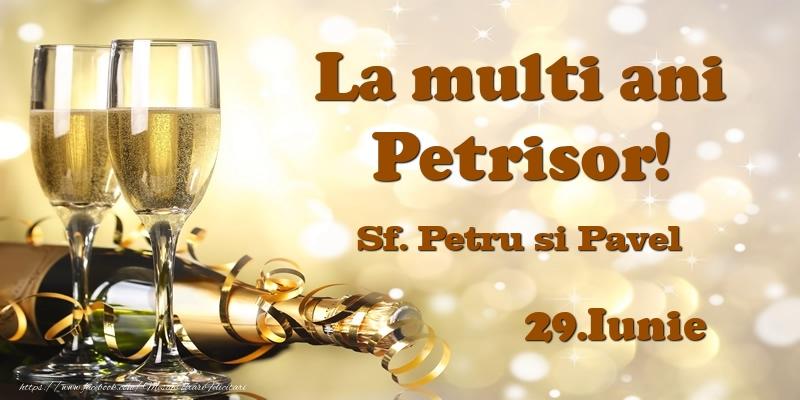 Felicitari de Ziua Numelui - 29.Iunie Sf. Petru si Pavel La multi ani, Petrisor!