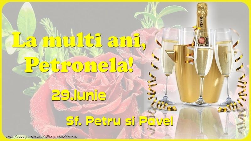 Felicitari de Ziua Numelui - La multi ani, Petronela! 29.Iunie - Sf. Petru si Pavel