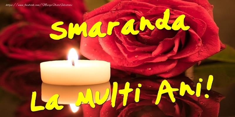 Felicitari de Ziua Numelui - Smaranda La Multi Ani!