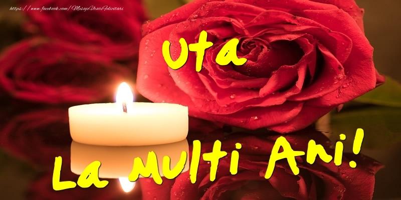 Felicitari de Ziua Numelui - Uta La Multi Ani!