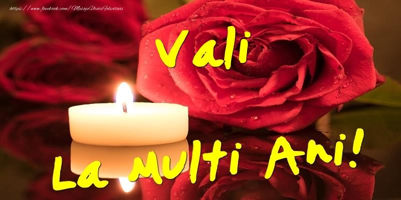 Felicitari de Ziua Numelui - Vali La Multi Ani!