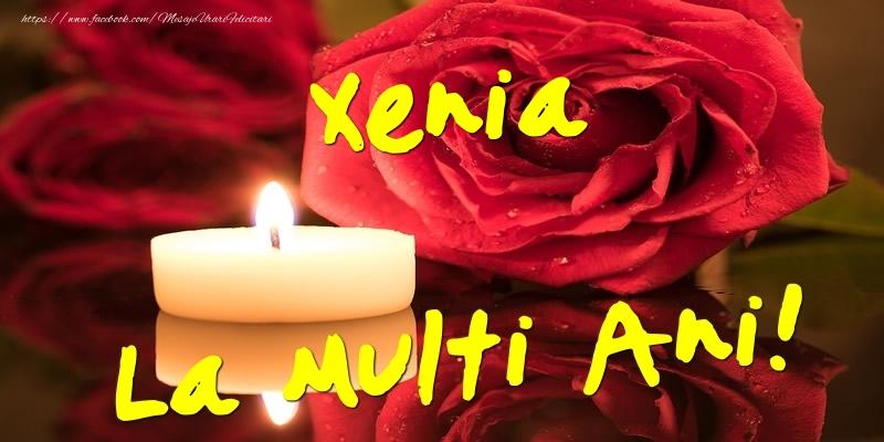 Felicitari de Ziua Numelui - Xenia La Multi Ani!