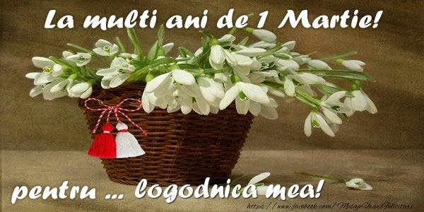 Felicitari de 1 Martie pentru Logodnica - La multi ani de 1 Martie! pentru logodnica mea