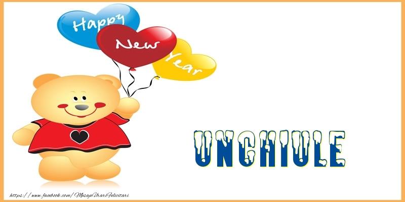 Felicitari de Anul Nou pentru Unchi - Happy New Year unchiule!