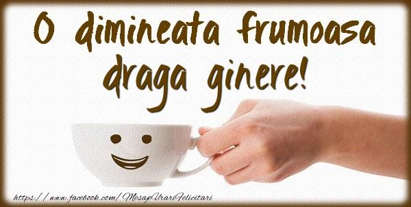 Felicitari de buna dimineata pentru Ginere - O dimineata frumoasa draga ginere!