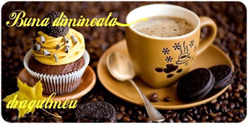Felicitari de buna dimineata pentru Iubit - Buna dimineata, dragul meu