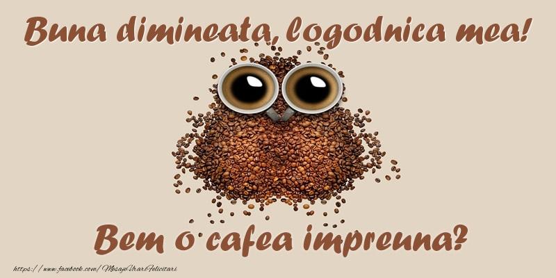 Felicitari de buna dimineata pentru Logodnica - Buna dimineata, logodnica mea! Bem o cafea impreuna?