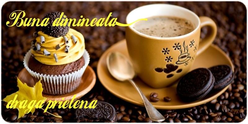 Felicitari de buna dimineata pentru Prietena - Buna dimineata, draga prietena