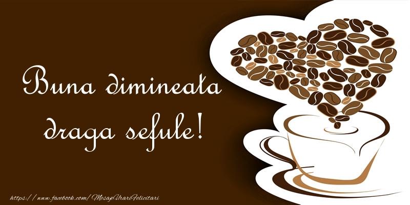 Felicitari de buna dimineata pentru Sef - Buna dimineata draga sefule!