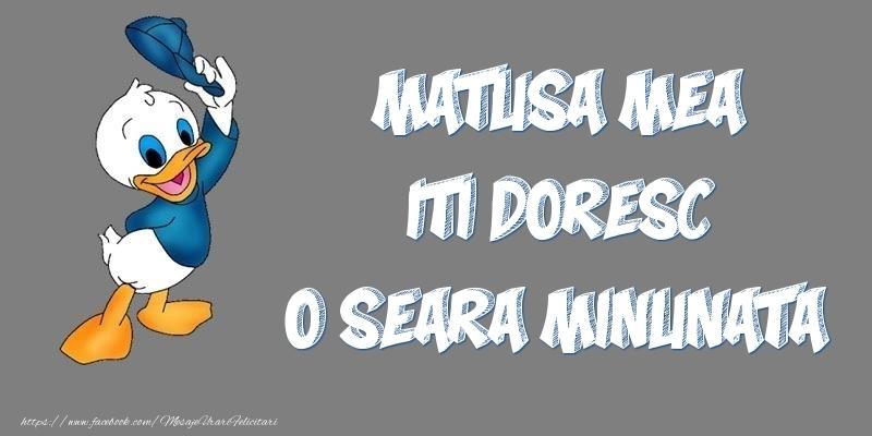 Felicitari de buna seara pentru Matusa - Matusa mea iti doresc o seara minunata