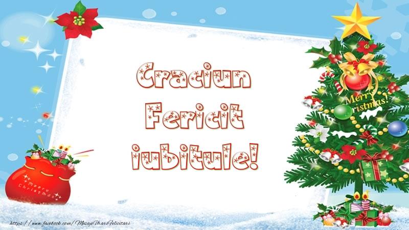 Felicitari de Craciun pentru Iubit - Craciun Fericit iubitule!