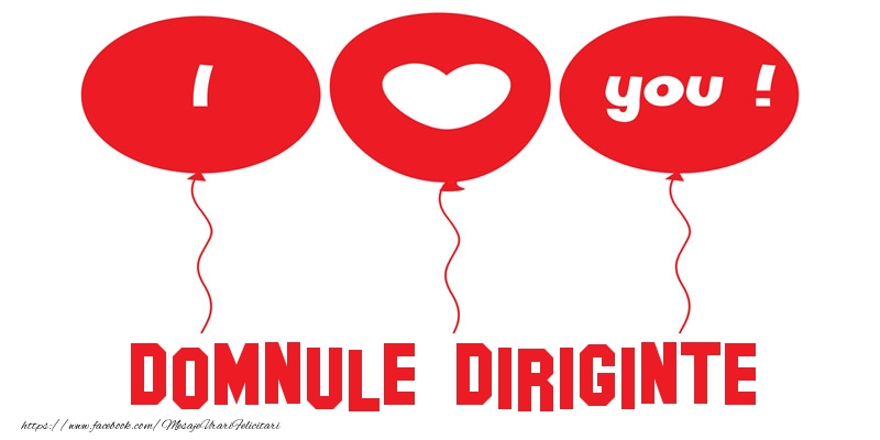 Felicitari de dragoste pentru Diriginte - I love you domnule diriginte!