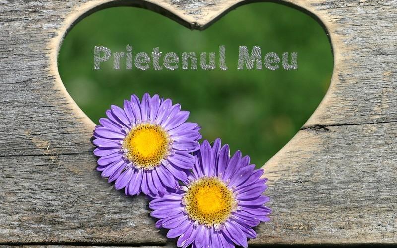 Felicitari de dragoste pentru Prieten - Prietenul meu