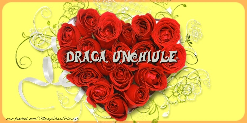 Felicitari de dragoste pentru Unchi - Draga unchiule