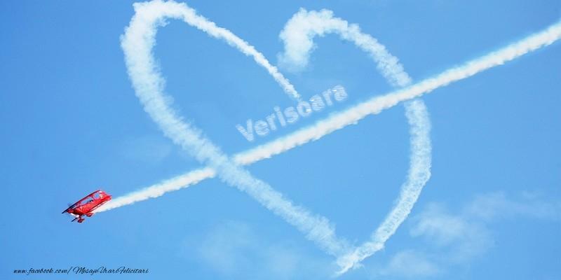 Felicitari de dragoste pentru Verisoara - Verisoara