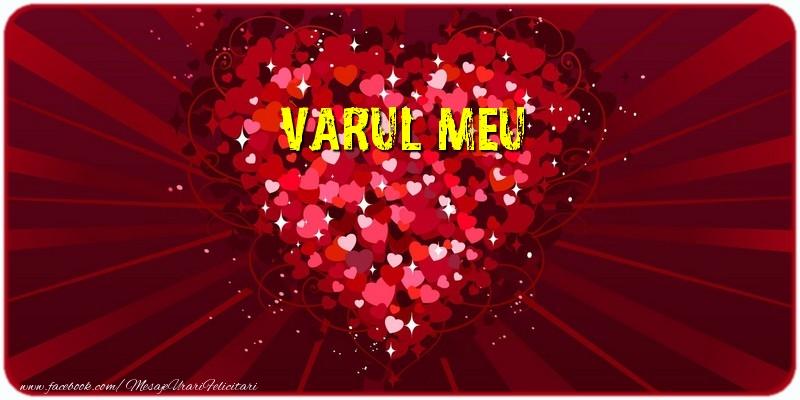 Felicitari de dragoste pentru Verisor - Varul meu