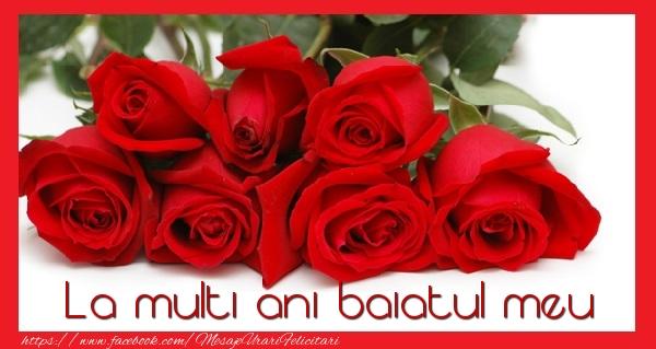 Felicitari de la multi ani pentru Baiat - La multi ani baiatul meu
