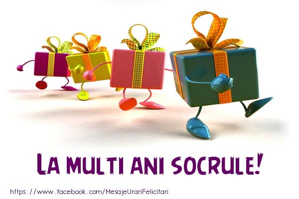 Felicitari de la multi ani pentru Socru - La multi ani socrule!