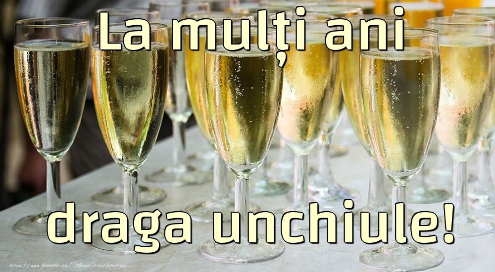 Felicitari de la multi ani pentru Unchi - La mulți ani draga unchiule!