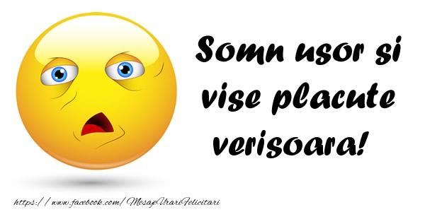 Felicitari de noapte buna pentru Verisoara - Somn usor si vise placute verisoara!