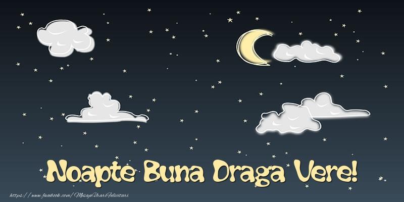 Felicitari de noapte buna pentru Verisor - Noapte Buna draga vere!