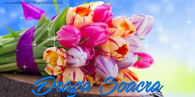 Felicitari de prietenie pentru Soacra - Draga soacra