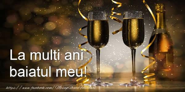 Felicitari de zi de nastere pentru Baiat - La multi ani fiul meu!