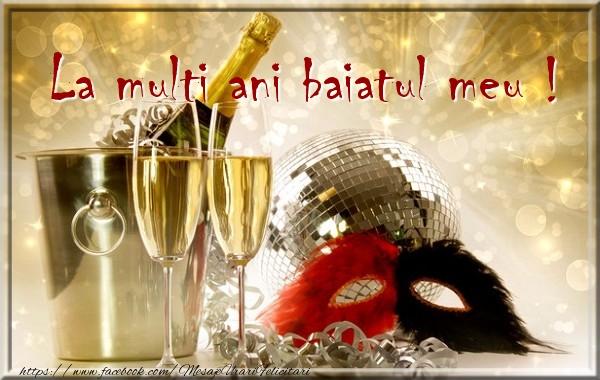 Felicitari de zi de nastere pentru Baiat - La multi ani fiul meu !