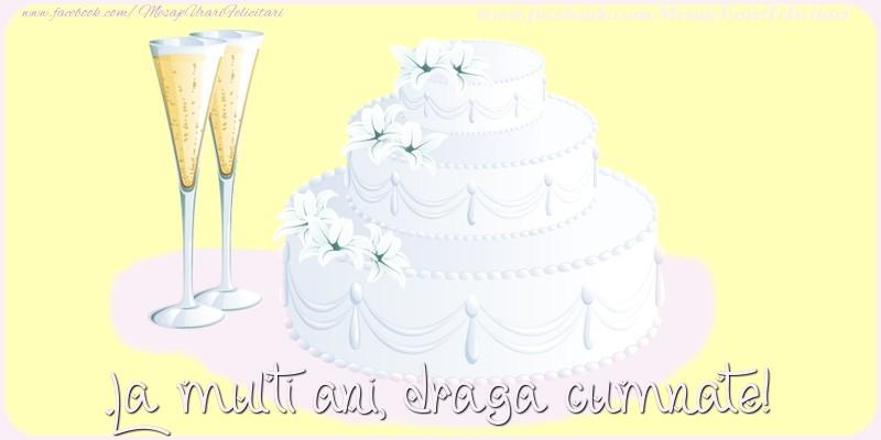 Felicitari de zi de nastere pentru Cumnat - La multi ani, draga cumnate!