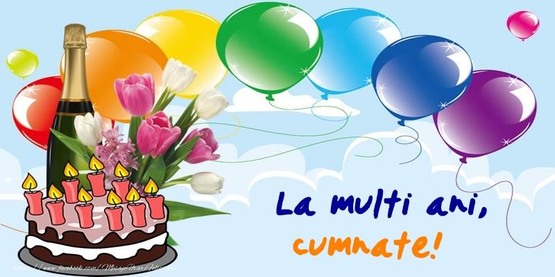 Felicitari de zi de nastere pentru Cumnat - La multi ani, cumnate!