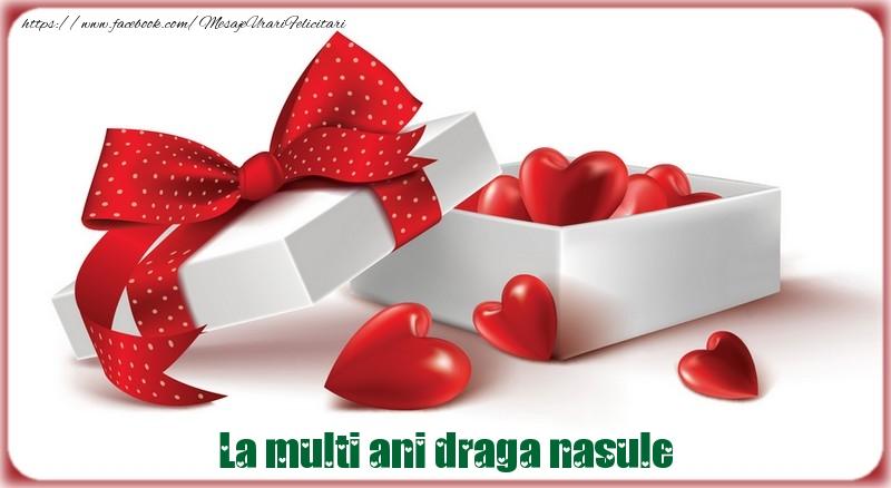 Felicitari de zi de nastere pentru Nas - La multi ani draga nasule
