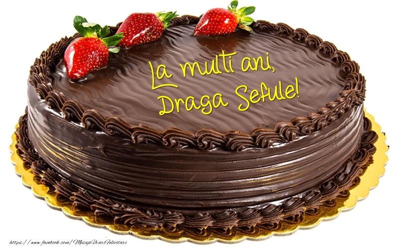 Felicitari de zi de nastere pentru Sef - La multi ani, draga sefule!
