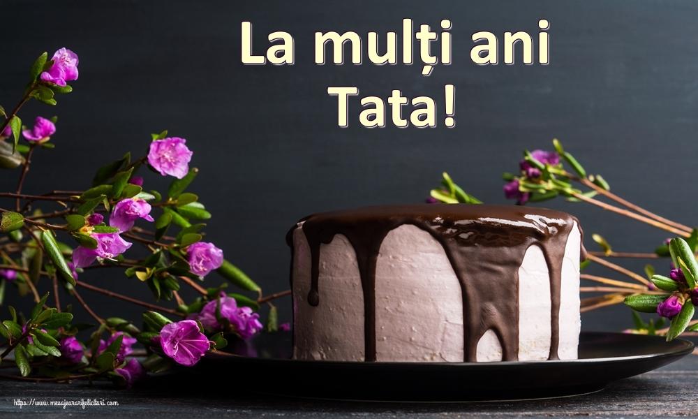 Felicitari de zi de nastere pentru Tata - La mulți ani tata!