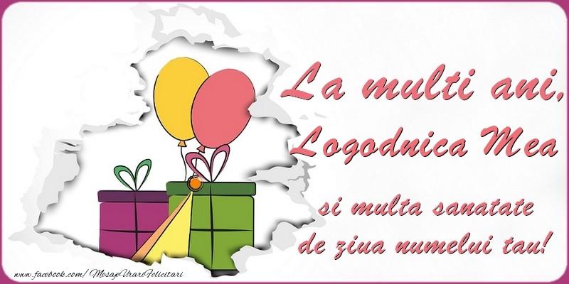 Felicitari de Ziua Numelui pentru Logodnica - La multi ani, logodnica mea si multa sanatate de ziua numelui tau!