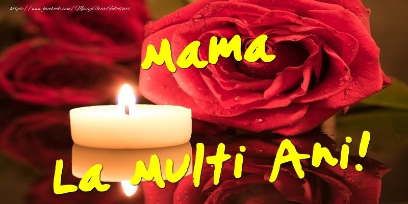 Felicitari de Ziua Numelui pentru Mama - Mama La Multi Ani!
